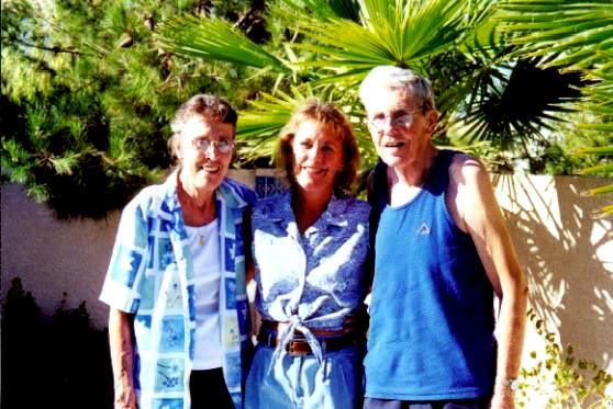 Judy & Sue Henderson Trip - 2000